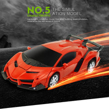 Load image into Gallery viewer, Transformers™ - 2 in 1 Lamborghini RC Car