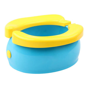 Banana Potty Seat for Travelling