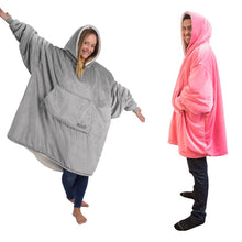 Load image into Gallery viewer, Ultra Soft & Cuddly Wearable Blankets