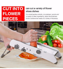Load image into Gallery viewer, Adjustable Mandolin Slicer Professional Grater