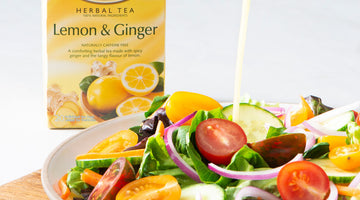Lemon Ginger Vinaigrette