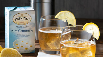 Pure Camomile Whiskey Sour