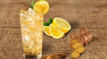 Twinings® Iced Green Tea with Ginger