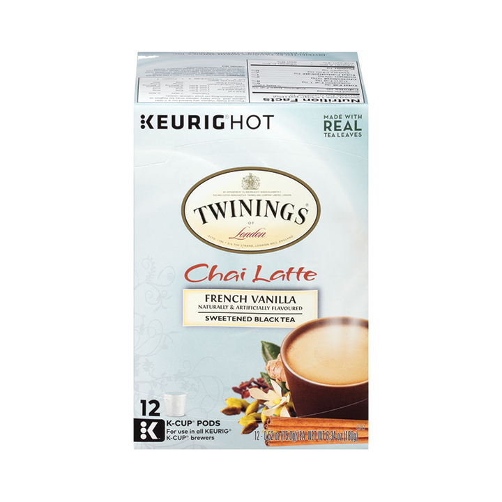 French Vanilla Chai Latte K-Cups®