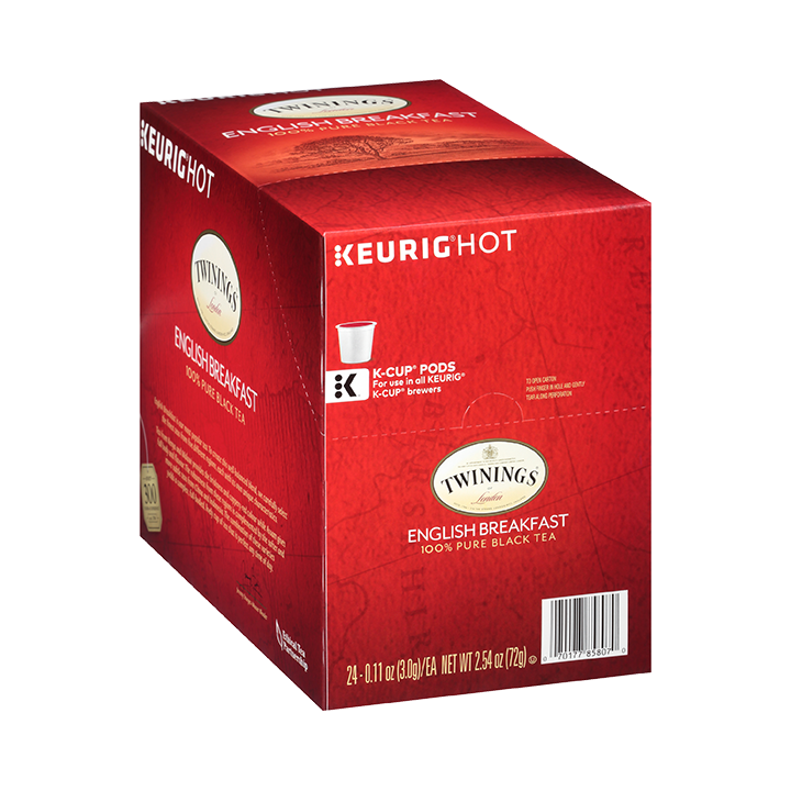 English Breakfast K-Cups®