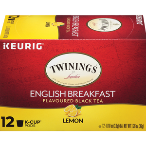 English Breakfast Lemon K-Cups®