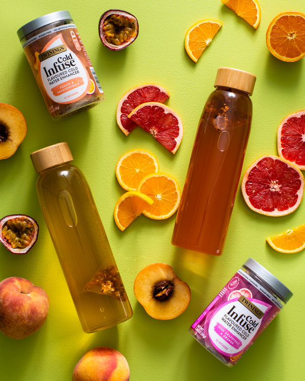 Cold Infuse™ - Peach & Passionfruit