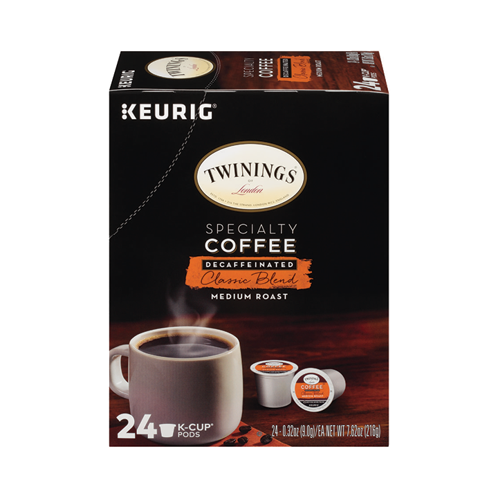 Classic Blend Decaf Coffee K-Cups®