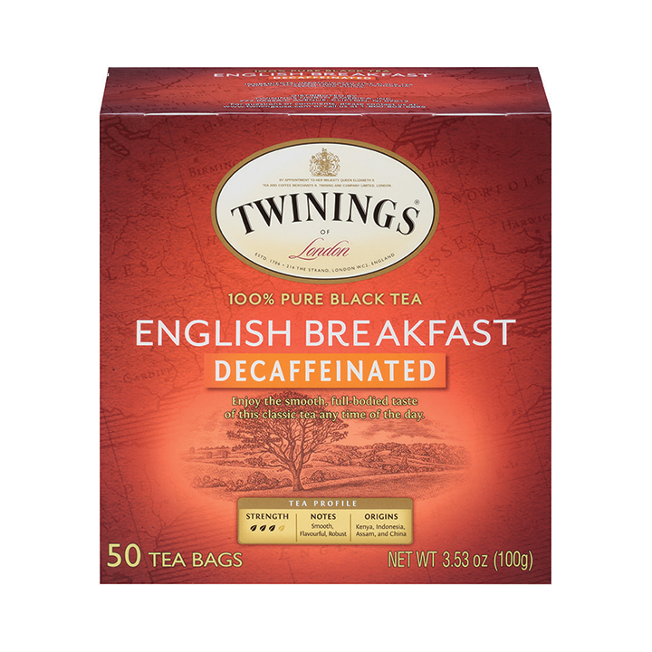 English Breakfast Decaf