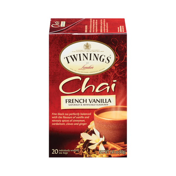 French Vanilla Chai