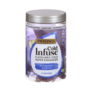 Cold Infuse™ - Blueberry & Apple