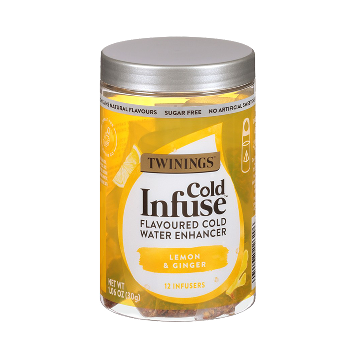 Cold Infuse™ - Lemon & Ginger