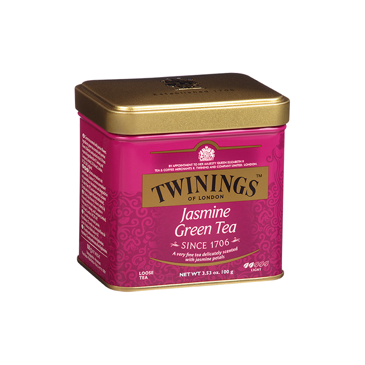 Jasmine Green Loose Tea