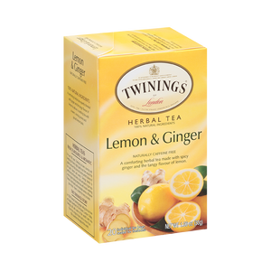 Lemon & Ginger