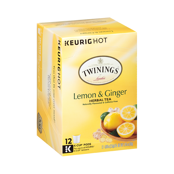 Lemon & Ginger K-Cups®