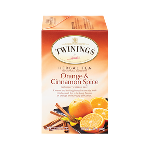 Orange & Cinnamon Spice