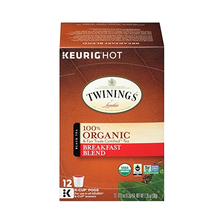 Organic Breakfast Blend K-Cups®