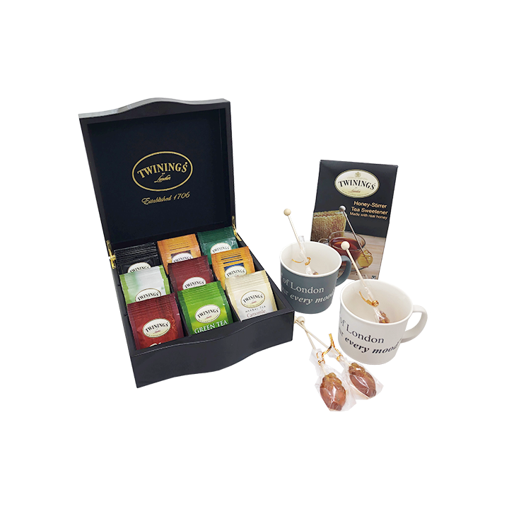 Tea Any Time of Day Assortment Gift Set