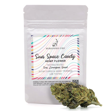 Sour Space Candy CBD Bud