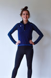 JL 'sequel' bodywarmer dames - navy