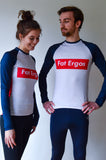 JL Tech Shirt Fat Ergo - unisex