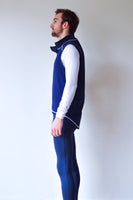 JL 'sequel' bodywarmer heren - navy