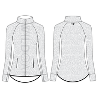 Allround sportjacket Wild Oar - dames