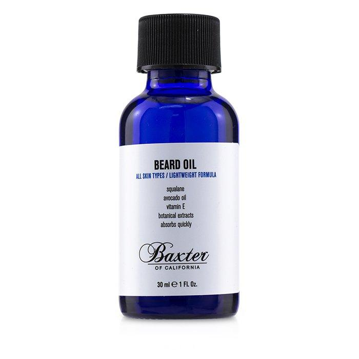 Baxter of California Beard Oil 30ml