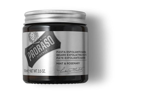 Proraso Beard Exfoliating Paste 100ml