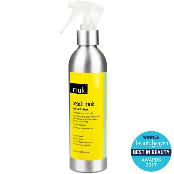 MUK Beach Sea Salt Spray 250ml