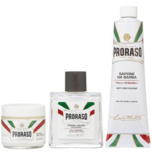 Load image into Gallery viewer, Proraso Sensitive Vintage Shaving Kit