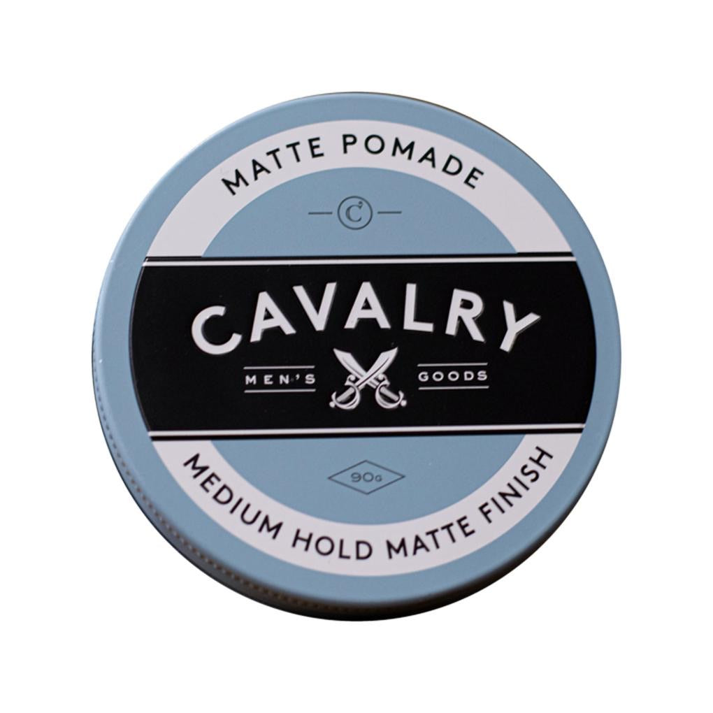 Cavalry Matte Pomade 90g