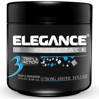 Elegance Triple Action (Strong Hold) 500ml