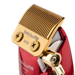 Babyliss Pro RedFX Lithium Hair Clipper - Influencer Collection