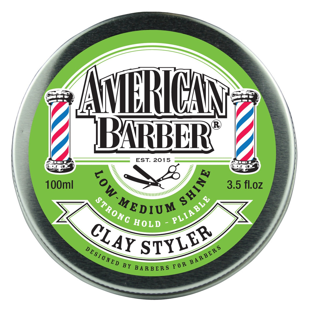 American Barber Clay Styler 100ML