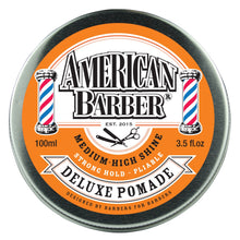 Load image into Gallery viewer, American Barber Deluxe Pomade 100ML