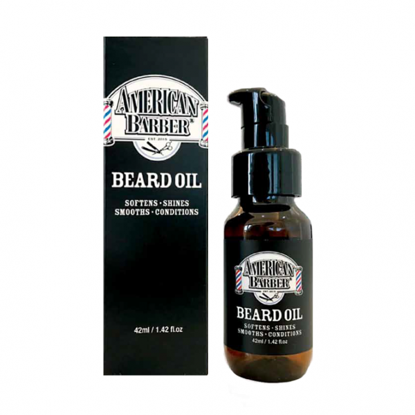 American Barber Beard Oil 42ml