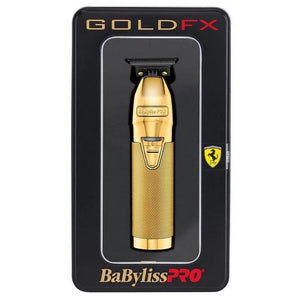 BaByliss PRO Skeleton GoldFX Outliner Lithium Hair Trimmer - FX7870GE (Sale)