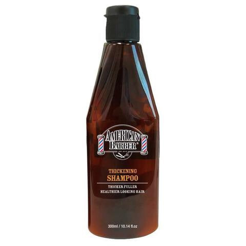 American Barber Thickening Shampoo 300ML