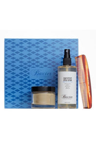 Baxter of California Cobalt Winter Clay Gift Set