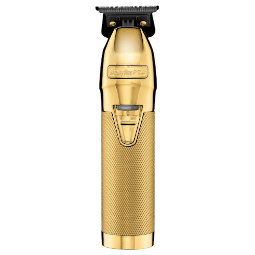 BaByliss PRO Skeleton GoldFX Outliner Lithium Hair Trimmer - FX7870GE
