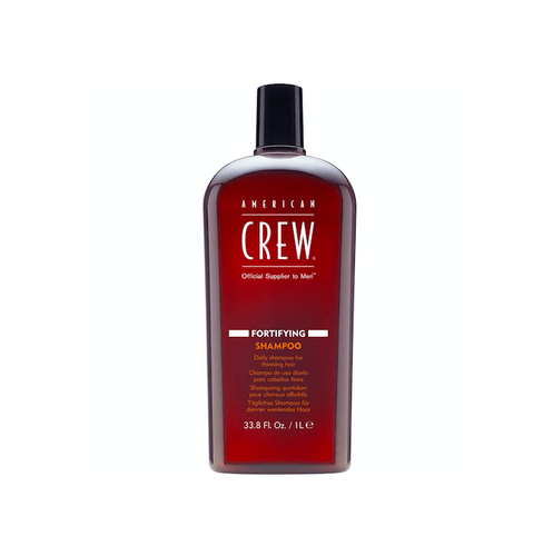American Crew Fortifying Shampoo 1000ML (New Thickening)