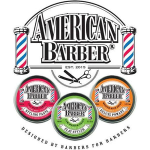 American Barber Anti-Dandruff Shampoo 300ML