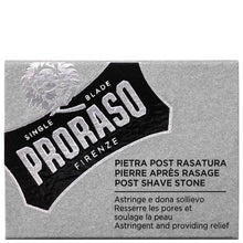 Load image into Gallery viewer, Proraso Alum Post Shave Stone 100g