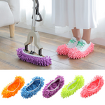 Slipper Mop Dust Cleaner Grazing Slippers Home Floor Cleaning Tools Shoe Cover
