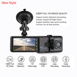 "3""Dash Camera Car DVR Dash Cam Video Recorder  ( 1 Set )"