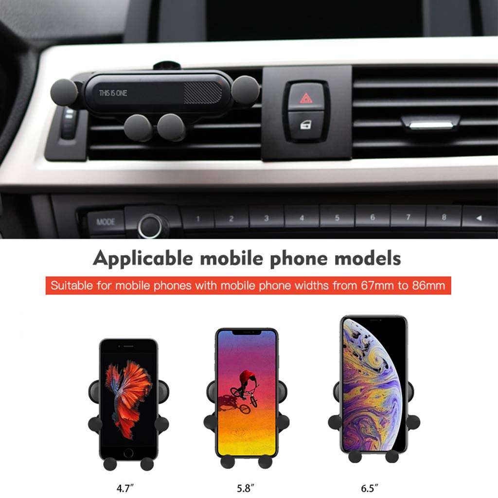 Buy 1 Get 1 Ring Sticker on Free! Vehicle Mobile Phone Stabilizer