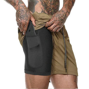BUY 2 FREE SHIPPING!! Secure Pocket Shorts( Order Yours Today 65% Off )