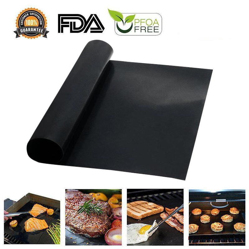 [50% OFF TODAY]-GRILL MATS