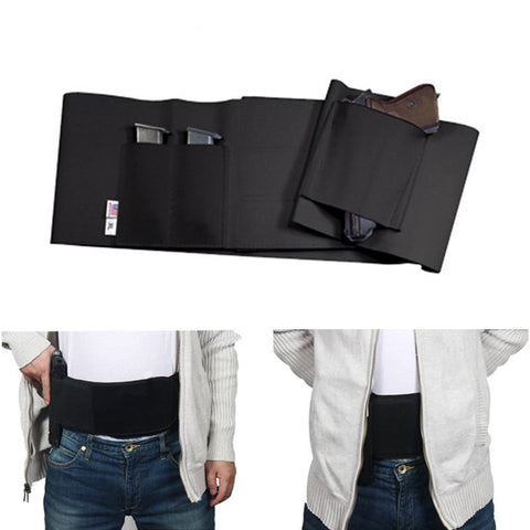 Concealed Carry Belly Band Holster